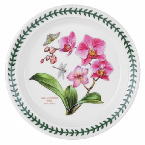 Portmeirion Exotic Botanic Garden Set Of 6 Oatmeal Bowls