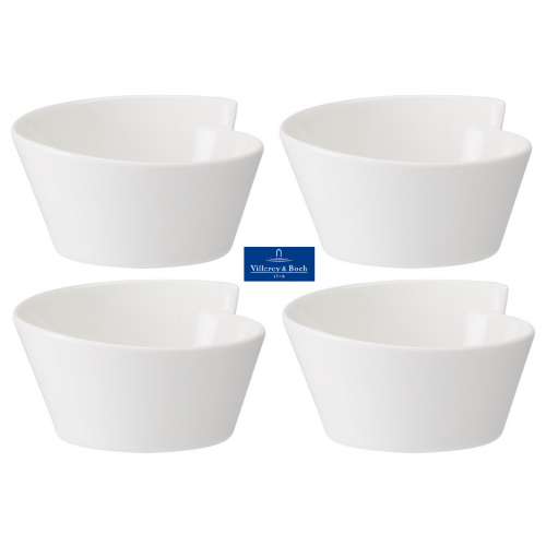 Villeroy boch new wave 11 oz small round bowl set of 4 for Villeroy boch wave
